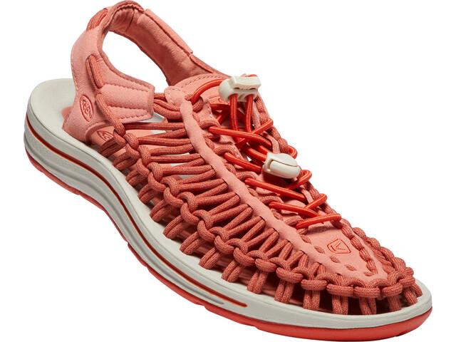 Keen Uneek Sandals Women Summer Fig/Crabapple